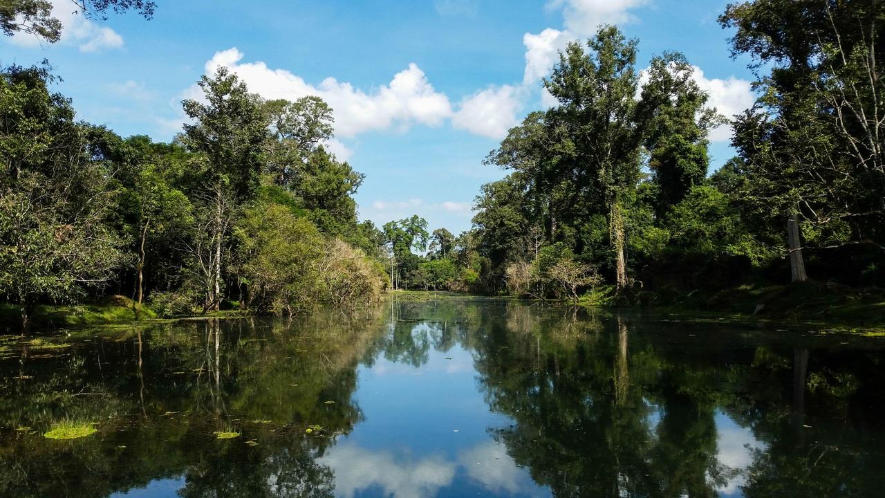 12 parcs nationaux enregistres au cambodge