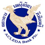 Ancien logo banque acleda cambodge