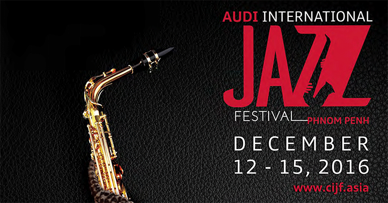 Audi international jazz phnom penh 2016
