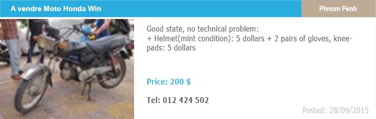 Auto moto classified ads 2