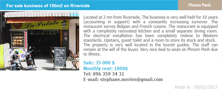 Business classified ads 6 restaurant riverside 1