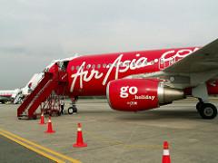 Compagnie aerienne air asia