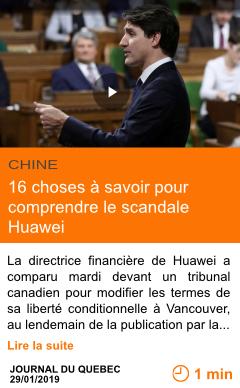 Economie 16 choses a savoir pour comprendre le scandale huawei page001