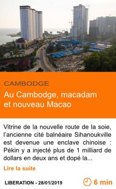 Economie au cambodge macadam et nouveau macao page001
