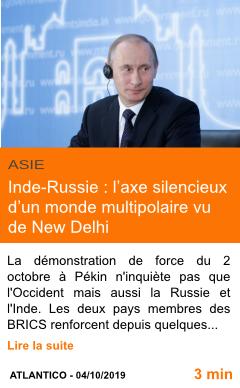 Economie inde russie l axe silencieux d un monde multipolaire vu de new delhi page001