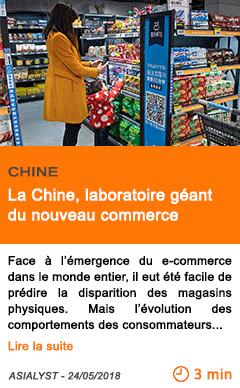 Economie la chine laboratoire geant du nouveau commerce