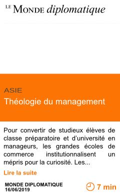 Economie theologie du management page001