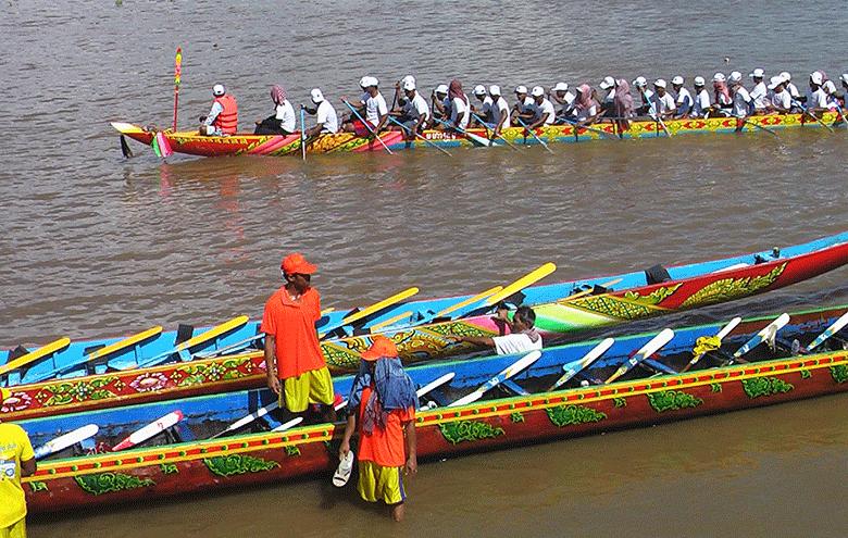 Fete des eaux phnom penh cambodge 2017