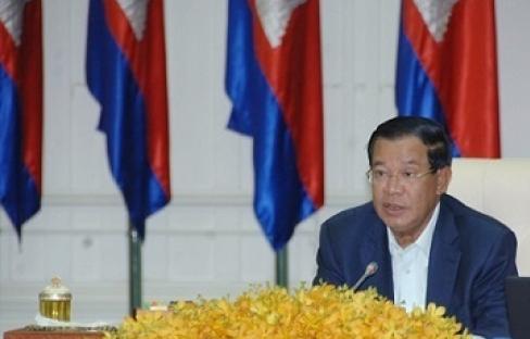 Hun sen premier ministre cambodge