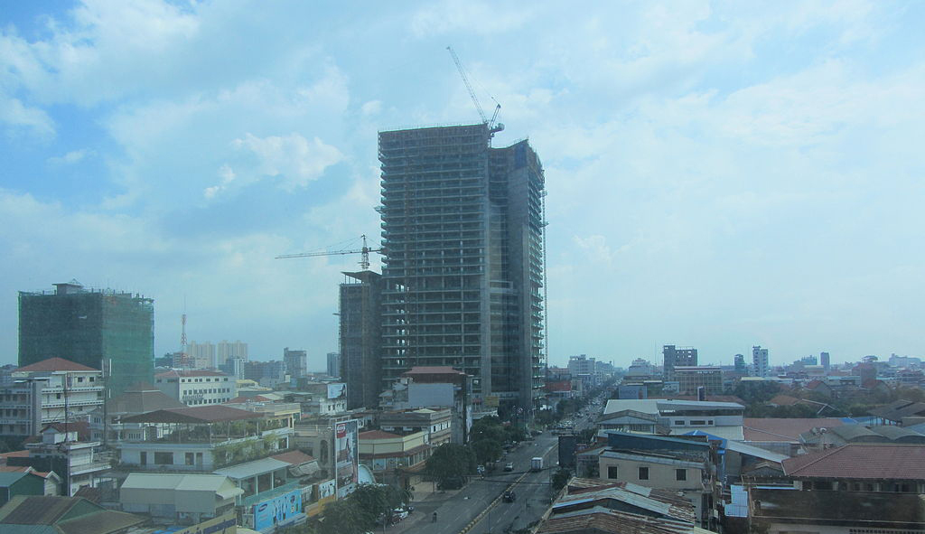 Immobilier construction phnom penh 1