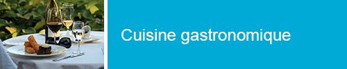 Restaurant cuisine gastronomique