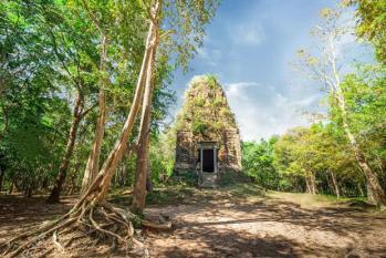 Sambor prei kuk cambodge