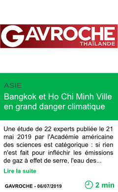 Science bangkok et ho chi minh ville en grand danger climatique page001