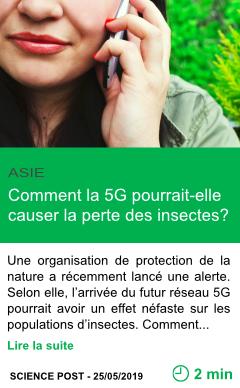 Science comment la 5g pourrait elle causer la perte des insectes page001