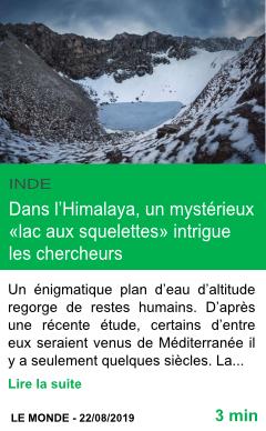 Science dans l himalaya un mysterieux lac aux squelettes intrigue les chercheurs page001