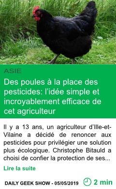 Science des poules a la place des pesticides l idee simple et incroyablement efficace de cet agriculteur page001