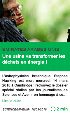 Science disparition de stephen hawking l hommage de sciences et avenir
