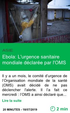 Science ebola l urgence sanitaire mondiale declaree par l oms page001