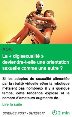 Science la digisexualite deviendra t elle une orientation sexuelle comme une autre