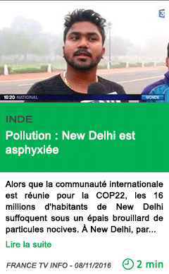 Science pollution new delhi est asphyxiee