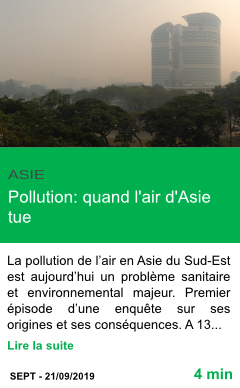 Science pollution quand l air d asie tue page001