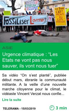 Science urgence climatique les etats ne vont pas nous sauver ils vont nous tuer page001