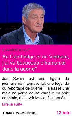 Societe au cambodge et au vietnam j ai vu beaucoup d humanite dans la guerre page001