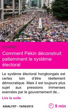 Societe comment pekin deconstruit patiemment le systeme electoral page001