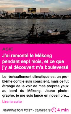 Societe j ai remonte le mekong pendant sept mois et ce que j y ai decouvert m a bouleverse