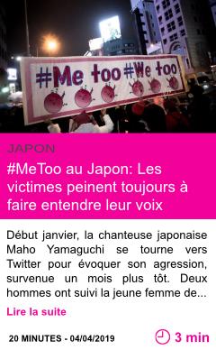 Societe metoo au japon les victimes peinent toujours a faire entendre leur voix page001