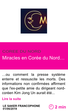 Societe miracles en coree du nord page001