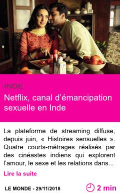 Societe netflix canal d emancipation sexuelle en inde page001
