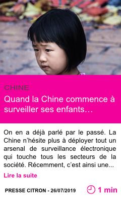 Societe quand la chine commence a surveiller ses enfants page001
