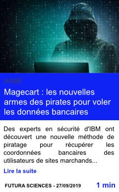 Technologie magecart les nouvelles armes des pirates pour voler les donnees bancaires page001