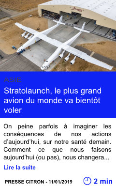 Technologie stratolaunch le plus grand avion du monde va bientot voler page001