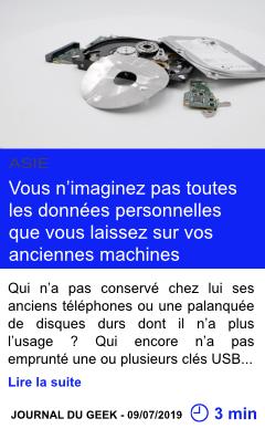 Technologie vous n imaginez pas toutes les donnees personnelles que vous laissez sur vos anciennes machines page001