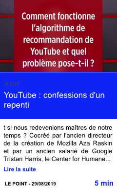Technologie youtube confessions d un repenti page001