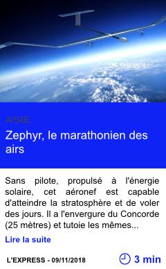 Technologie zephyr le marathonien des airs page001